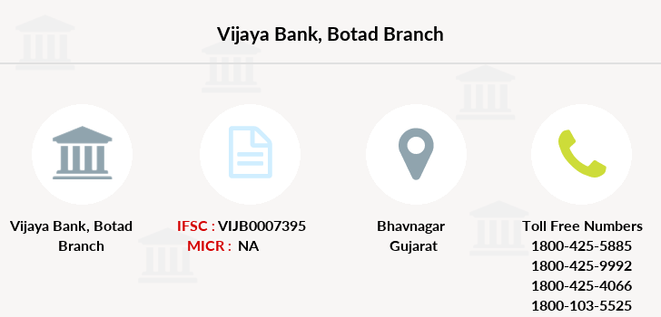 Vijaya-bank Botad branch