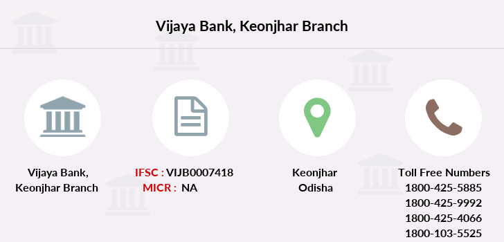 Vijaya-bank Keonjhar branch