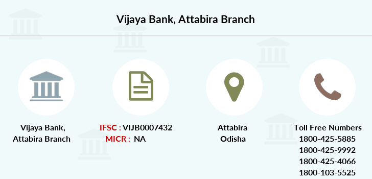 Vijaya-bank Attabira branch
