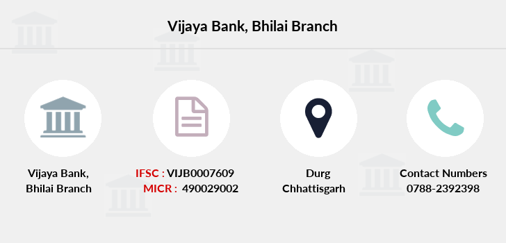 Vijaya-bank Bhilai branch