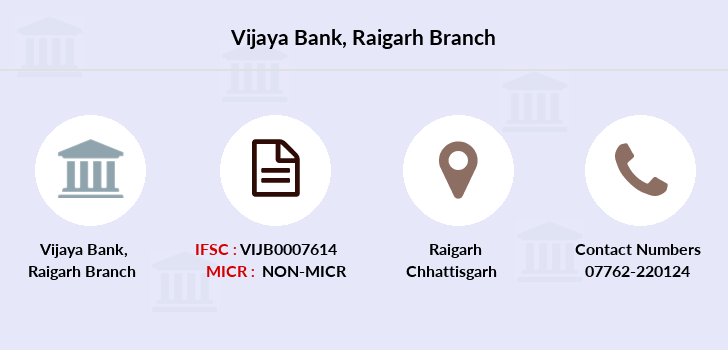 Vijaya-bank Raigarh branch
