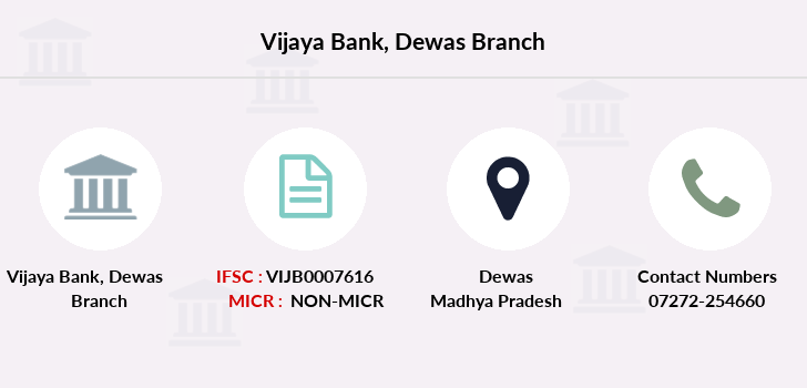 Vijaya-bank Dewas branch