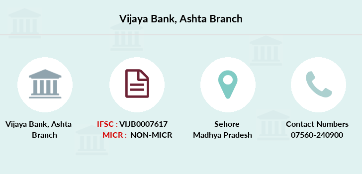 Vijaya-bank Ashta branch