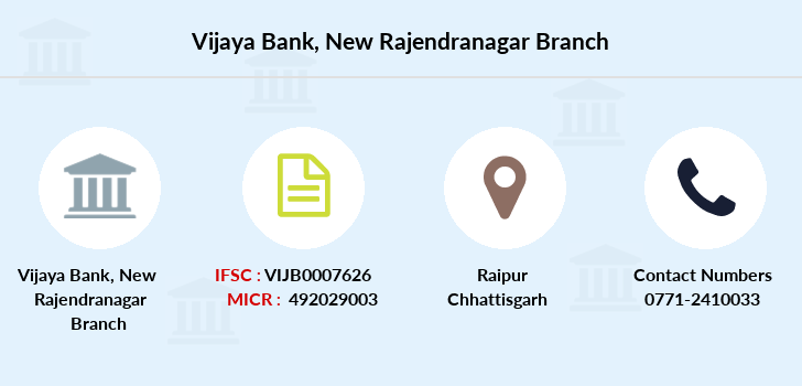 Vijaya-bank New-rajendranagar branch