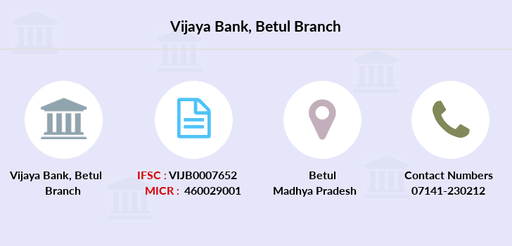 Vijaya-bank Betul branch