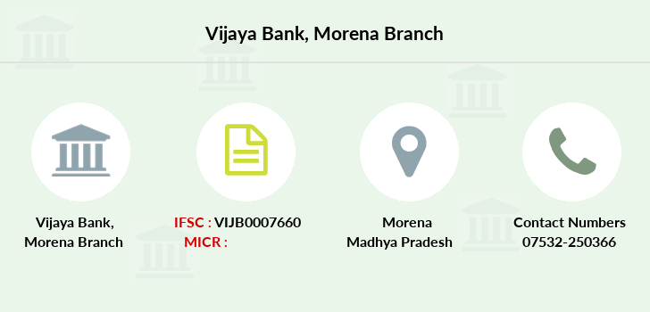 Vijaya-bank Morena branch