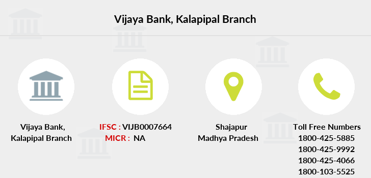 Vijaya-bank Kalapipal branch