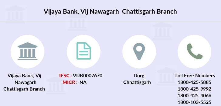 Vijaya-bank Vij-nawagarh-chattisgarh branch