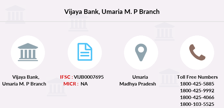 Vijaya-bank Umaria-m-p branch