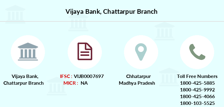 Vijaya-bank Chattarpur branch
