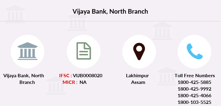 Vijaya-bank North branch
