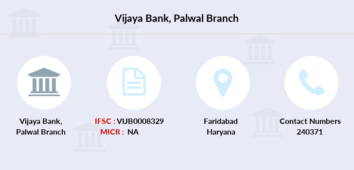 Vijaya-bank Palwal branch