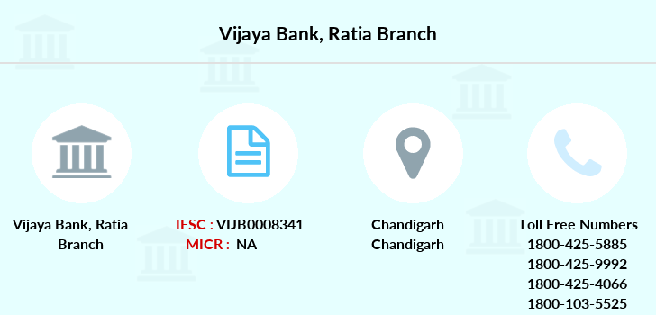 Vijaya-bank Ratia branch