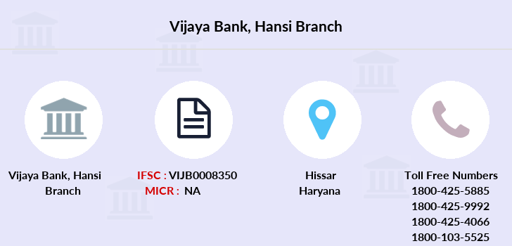 Vijaya-bank Hansi branch
