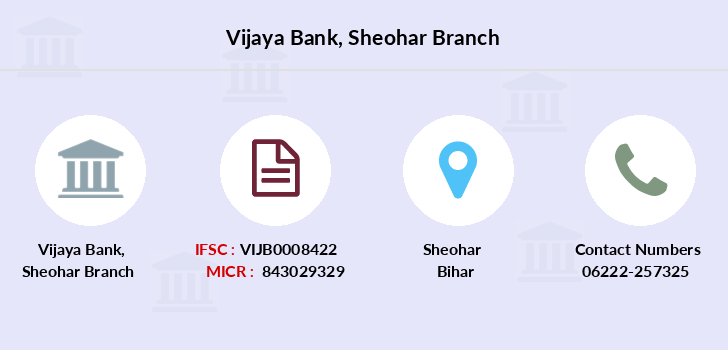 Vijaya-bank Sheohar branch