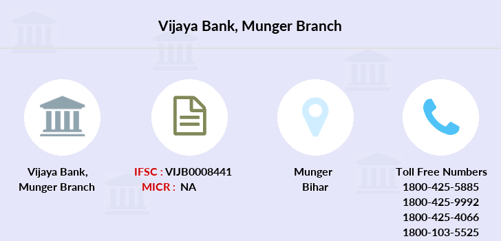 Vijaya-bank Munger branch