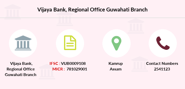 Vijaya-bank Regional-office-guwahati branch