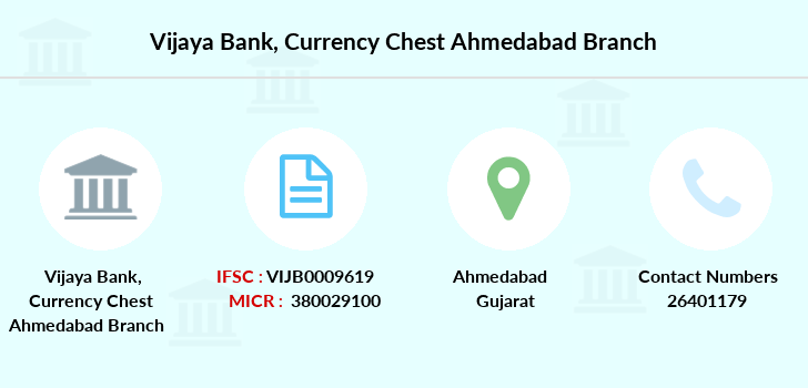 Vijaya-bank Currency-chest-ahmedabad branch