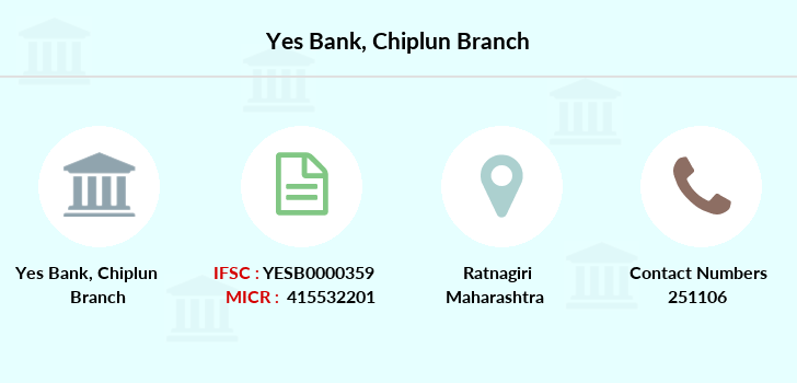 Yes-bank-ltd Chiplun branch
