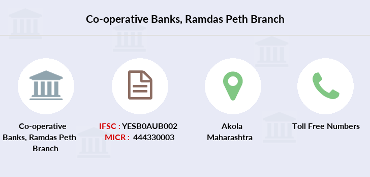 Co-operative-banks Ramdas-peth branch