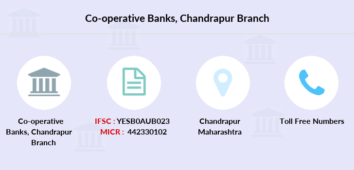 Co-operative-banks Chandrapur branch