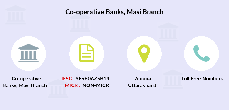 Co-operative-banks Masi branch
