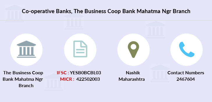Co-operative-banks The-business-coop-bank-mahatma-ngr branch
