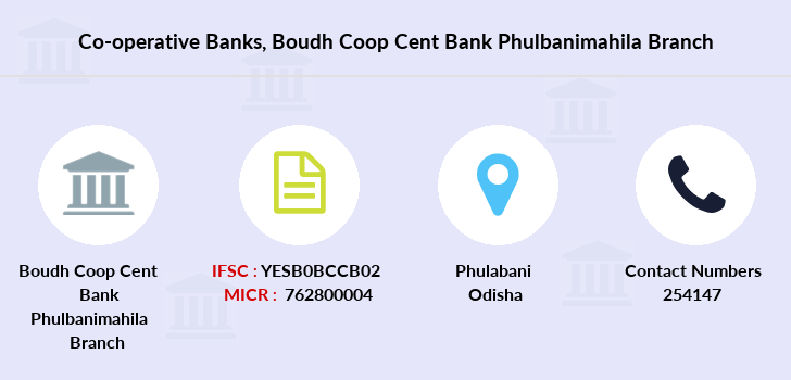 Co-operative-banks Boudh-coop-cent-bank-phulbanimahila branch