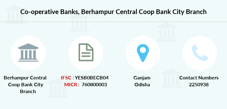 Co-operative-banks Berhampur-central-coop-bank-city branch
