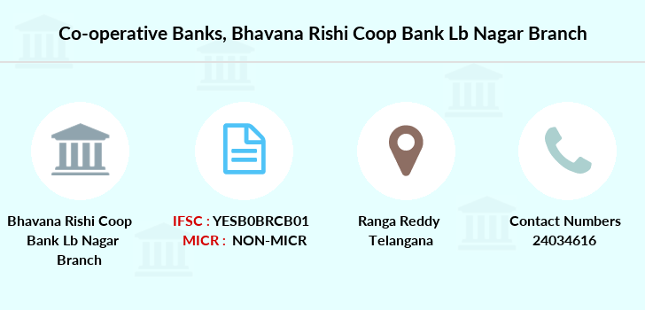 Co-operative-banks Bhavana-rishi-coop-bank-lb-nagar branch