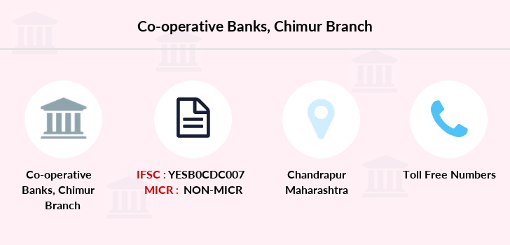 Co-operative-banks The-chandrapur-dcc-bank-chimur branch