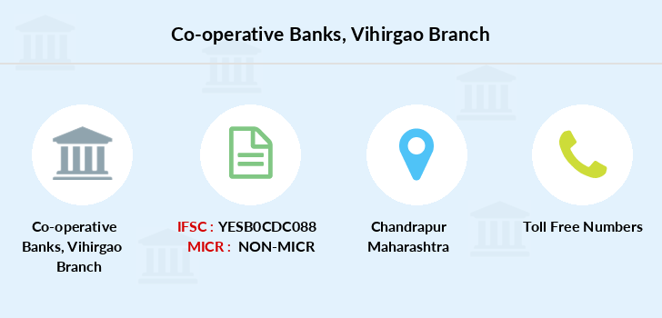 Co-operative-banks Vihirgao branch