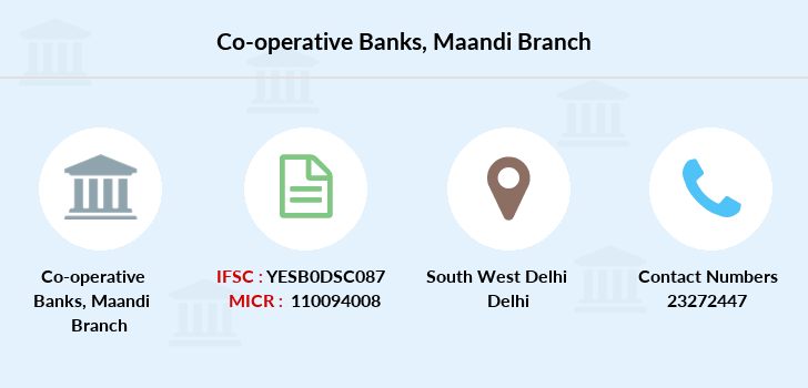 Co-operative-banks Maandi branch