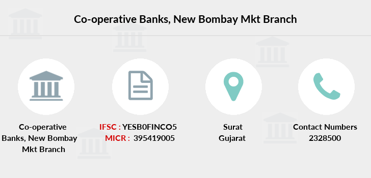 Co-operative-banks New-bombay-mkt branch