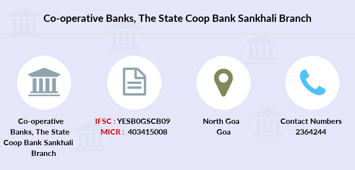 Co-operative-banks The-state-coop-bank-sankhali branch