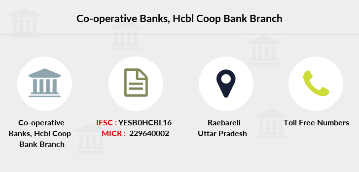 Co-operative-banks Hcbl-coop-bank-raebareli branch