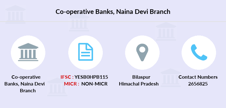 Co-operative-banks Naina-devi branch