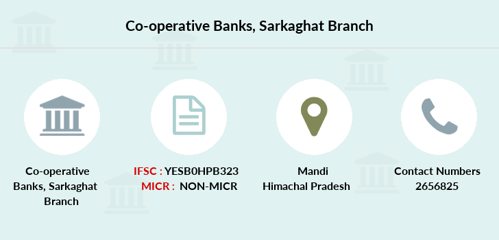 Co-operative-banks Sarkaghat branch