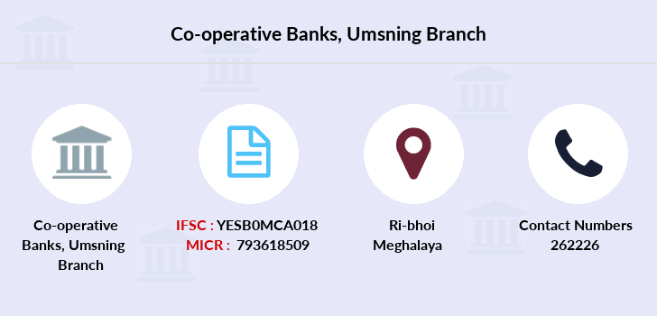 Co-operative-banks Umsning branch