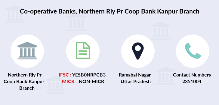 Co-operative-banks Northern-rly-pr-coop-bank-kanpur branch
