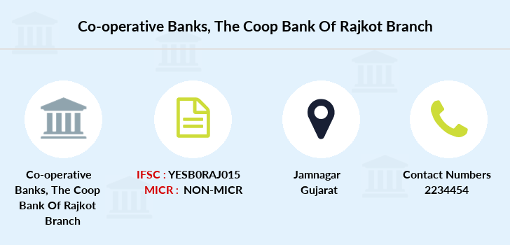 Co-operative-banks The-coop-bank-of-rajkot-jamnagar branch