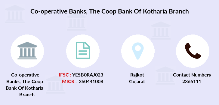 Co-operative-banks The-coop-bank-of-kotharia branch