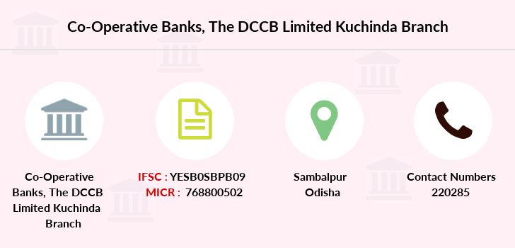 Co-operative-banks The-dccb-limited-kuchinda branch