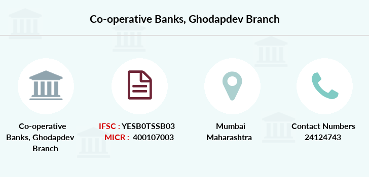 Co-operative-banks Ghodapdev branch