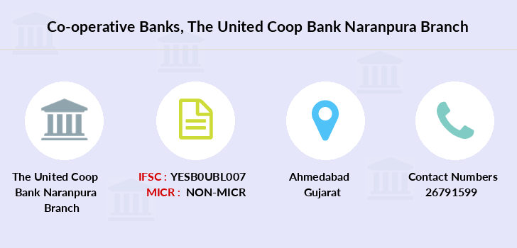Co-operative-banks The-united-coop-bank-naranpura branch