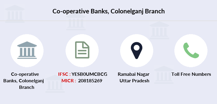 Co-operative-banks Colonelganj branch