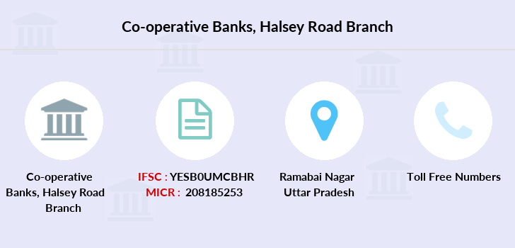 Co-operative-banks Halsey-road branch