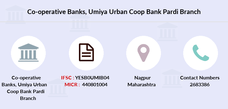 Co-operative-banks Umiya-urban-coop-bank-pardi branch