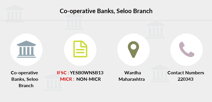 Co-operative-banks Seloo branch