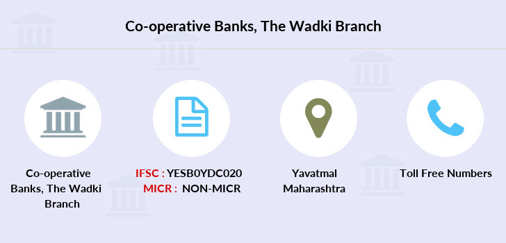Co-operative-banks The-wadki branch